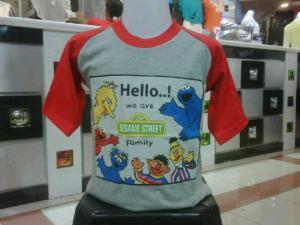 Kaos Oblong Anak 3